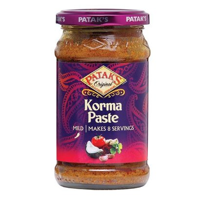 Patak's  Korma pasta