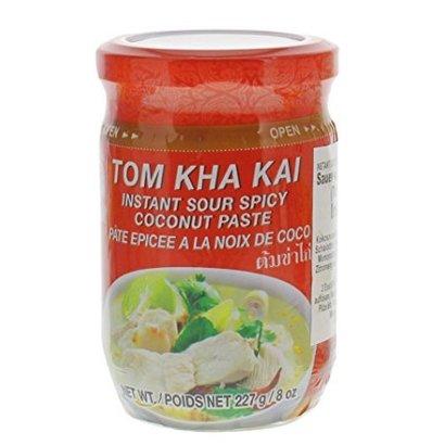 Cock Tom Kha pasta