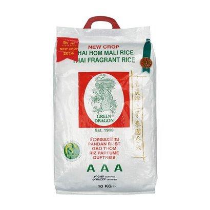 Green Dragon Thais geparfumeerde rijst heel