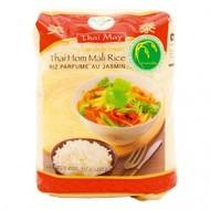 Thai May Thais geparfumeerde rijst heel 5kg