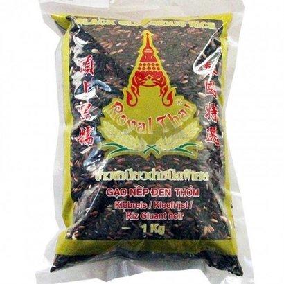 Royal Thai Zwarte kleefrijst