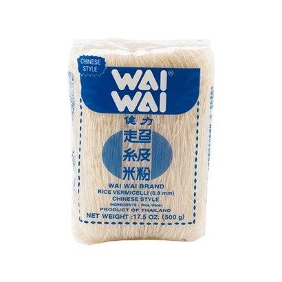 Wai Wai Chinese Stijl Ricevermicelli