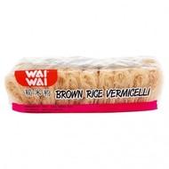 Wai Wai Bruine rijstvermicelli 500g