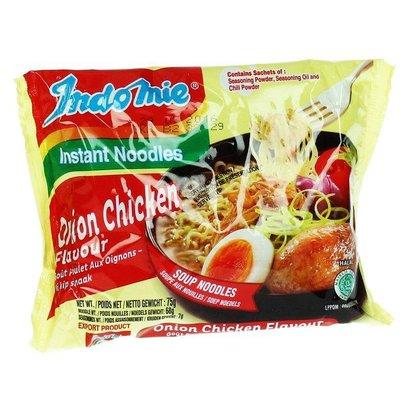 Indomie Instant noedel kip/uiensmaak