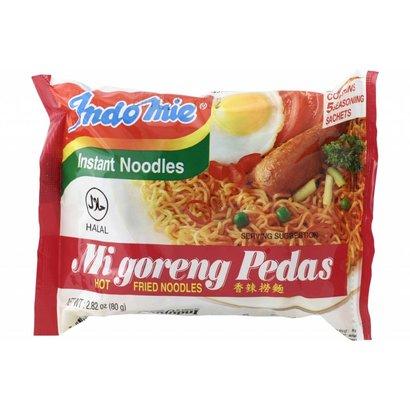 Indomie Instant noedel Mi Goreng chilli smaak