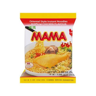 Mama Instant noedel kippensmaak