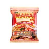 Mama Instant noedel Pad Kee Mao smaak BOX