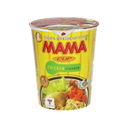 Mama Instant noedel cup kippensmaak