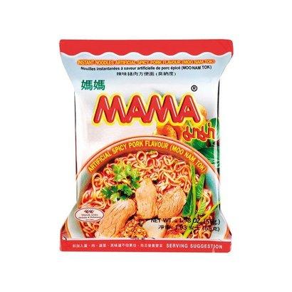 Mama Instant noedel Moo Nam Tok