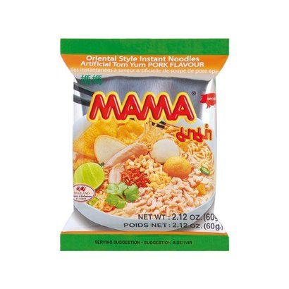 Mama Instant noedel Tom yum varkenssmaak