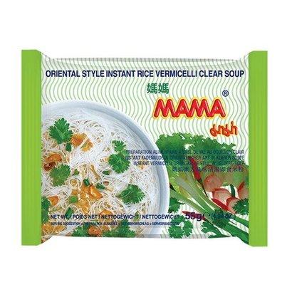 Mama Instant rijstvermicelli orientaalse soep
