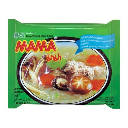 Mama Instant bonenvermicelli orientaalse soep