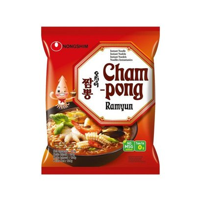 Nong shim Instant noedel Champong