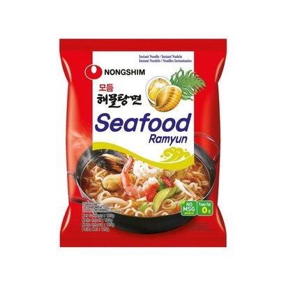 Nong shim Instant noedel zeevruchtensmaak