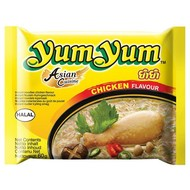 Yum yum Instant noedel kippensmaak 60g