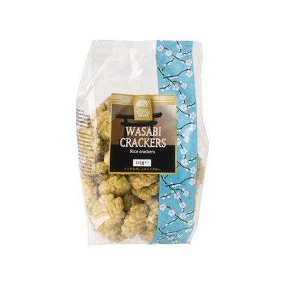 Golden Turtle Wasabi crackers