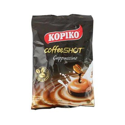 Kopiko Koffie cappuchino snoepjes