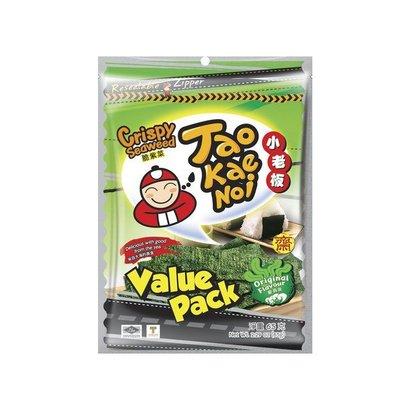 Tao Kae Noi Zeewiersnack knapperig