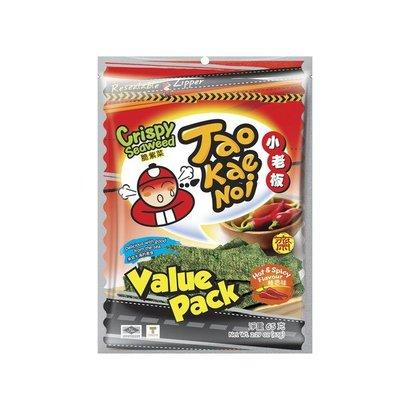 Tao Kae Noi Zeewiersnack gekruid hot & spicy