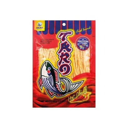 Taro Vissnack Hete chilli smaak