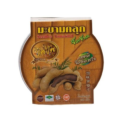 Thai Thai Gekruide tamarindestukjes