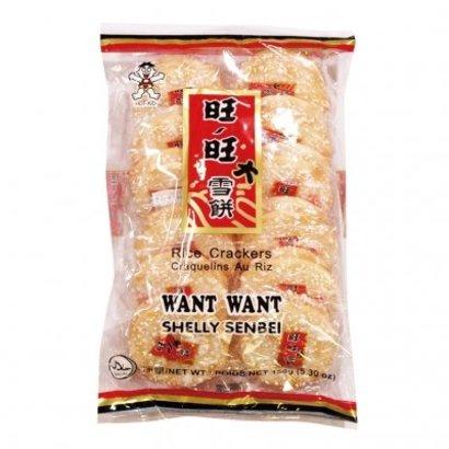 Want Want Shelly Senbei rijstcrackers