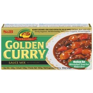 S&B Kruidenpasta Golden curry MEDIUM 100g
