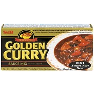 S&B Kruidenpasta Golden curry HOT 92g