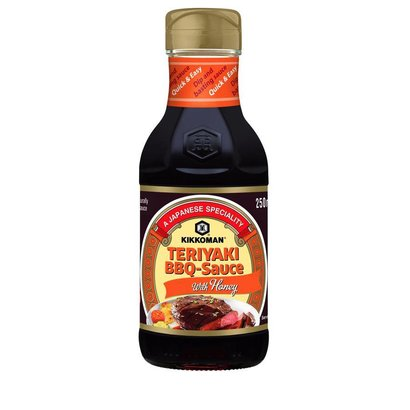 Kikkoman Teriyaki saus met honingsmaak