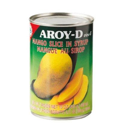 Aroy-D Mango op siroop