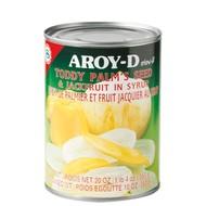 Aroy-D Toddypalm en Jackfruit op siroop 565g