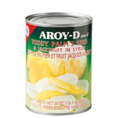 Aroy-D Toddypalm en Jackfruit op siroop