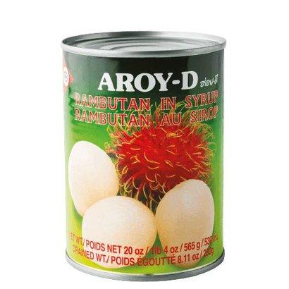 Aroy-D Rambutan op siroop 565g