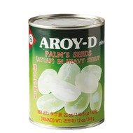 Aroy-D Palmzaad op siroop 625g