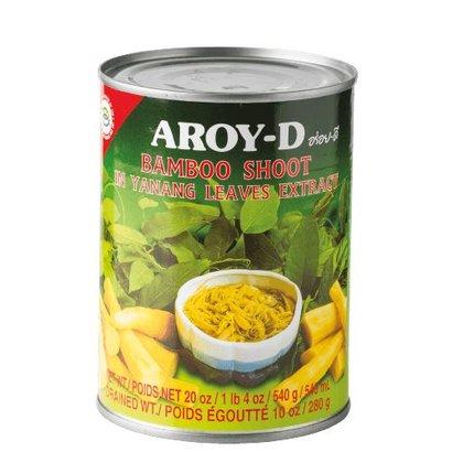 Aroy-D Bamboescheuten met yanangextract