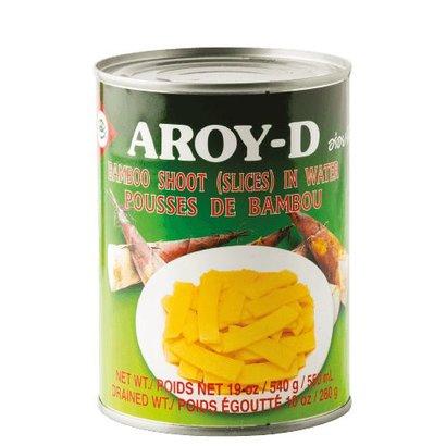 Aroy-D Bamboescheuten plakjes