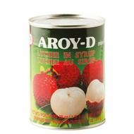 Aroy-D Lychee op siroop 565g