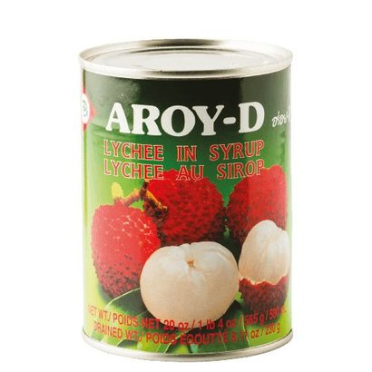 Aroy-D Lychee op siroop