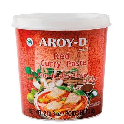 Aroy-D Rode curry pasta