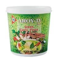 Aroy-D Groene curry pasta 400g