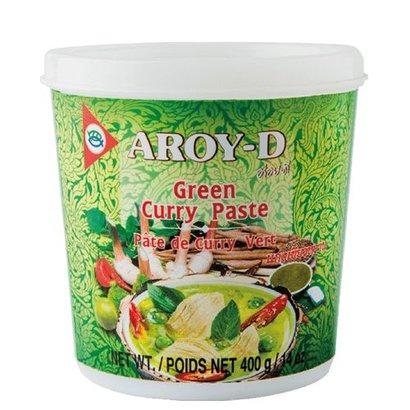 Aroy-D Groene curry pasta