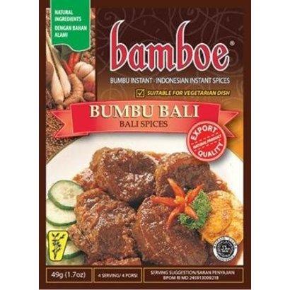 Bamboe Bumbu bali pasta