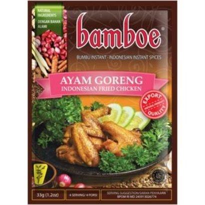 Bamboe Bumbu ayam goreng pasta