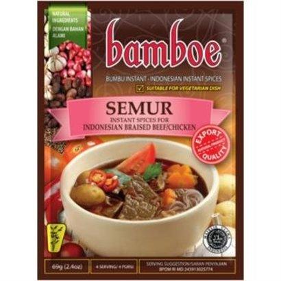 Bamboe Bumbu semur pasta