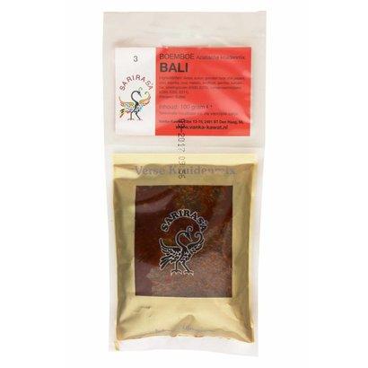 Sarirasa Bali pasta