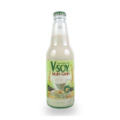 V-Soy Sojabonenmelk met meergranen