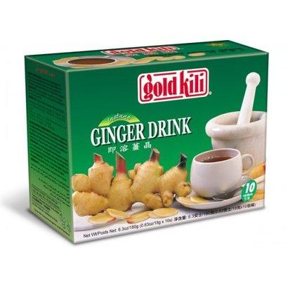 Gold Kili Instant gember drank
