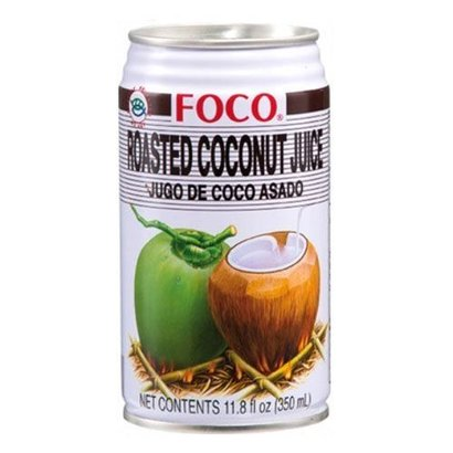 Foco Geroosterde kokosnoot drank