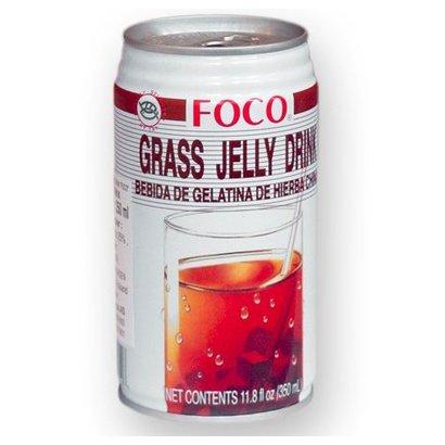 Foco Grass jelly drank