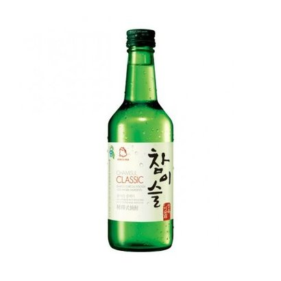 Jinro Soju Chamisul 20,1% alc CLASSIC